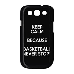Fashion basketball never stops Personalized samsung galaxy S3 I9300 Case Cover