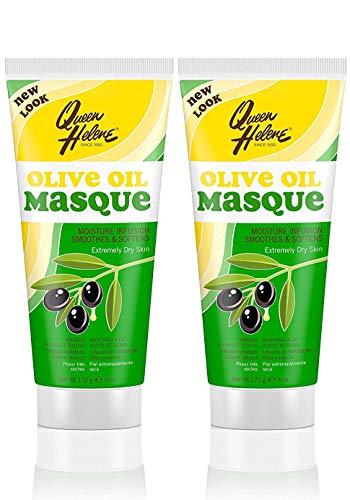 (QUEEN HELENE Masque, Refreshing Olive Oil 6 oz (Pack of)