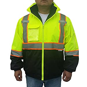 SAFETY JACKETS & VESTS 2