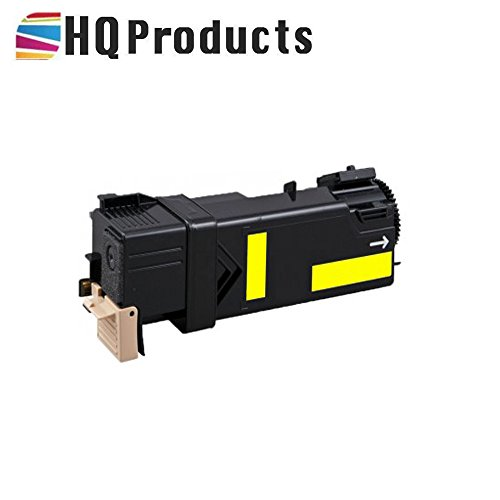 HQ Products Premium Compatible Replacement for Xerox 106R01454 (106R1454/N5060) Yellow Laser Toner Cartridge for use with Xerox Phaser 6128, 6128MFP, 6128MFP/N Series Printers.