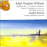 Vaughan Williams: Symphony No. 2 / Concerto Accademico / The Wasps- Overture