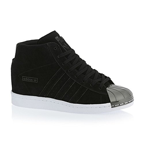Caballo Impresionante Escoger  Adidas Originals Superstar Up Metal Toe Shoes - Core Black/core  Black/White- Buy Online in Faroe Islands at faroe.desertcart.com. ProductId  : 129293403.