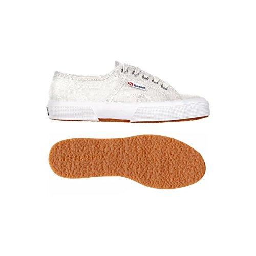 Superga 2750 LINU S001W30 - Zapatillas de tela para mujer White
