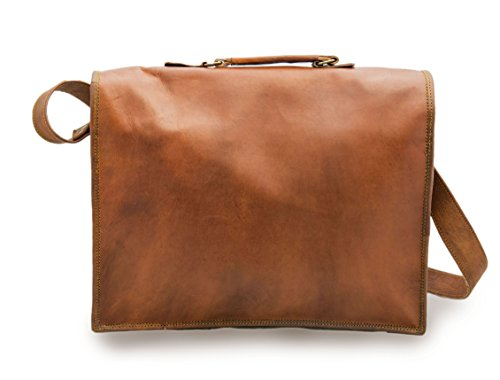 crafat Borsa Messenger, brown (marrone) - 2LBP11151