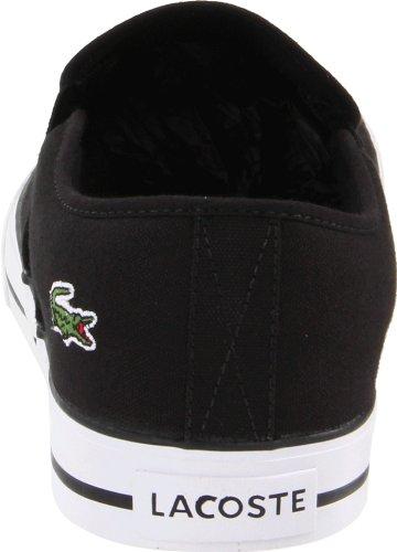 Lacoste Mens Mason Sneaker Noir / Blanc