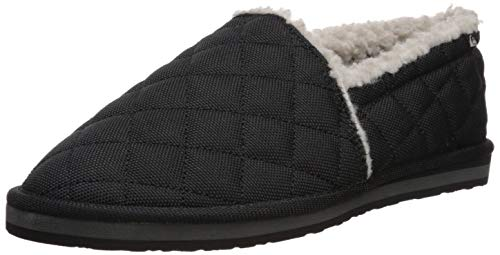 - Quiksilver Men's SURF Check II Slipper, Grey/Black, 11(44) M US