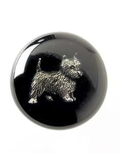 Alta calidad hecha a mano bastón–West Highland Terrier