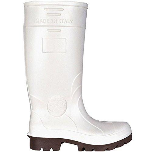 Cofra New Galaxy O4 Ci SRC Fo Paire de Chaussures de sécurité Taille 47 Blanc