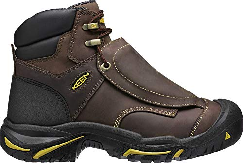 Boots Metatarsal Safety Guard (KEEN Utility - Men's Mt Vernon 6
