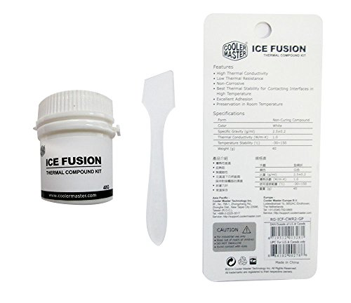Cooler Master IceFusion 40 g Thermal Paste