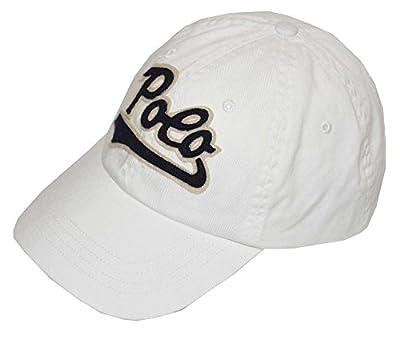 Polo Ralph Lauren Men Big Logo Applique Baseball Cap