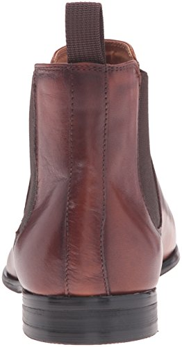 Steve Madden Men's Hibrid Chelsea Boot, Tan, 9.5 M US