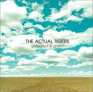 Actual Tigers Gravelled Amp Green Amazon Com Music