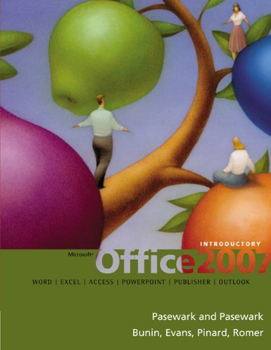 Microsoft Office 2007: Introductory (Available Titles Skills Assessment Manager (SAM) - Office 2007) Pdf