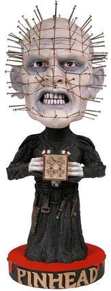 NECA Hellraiser Bobblehead - Pinhead