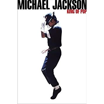 Michael Jackson King Of Pop Music Poster Print