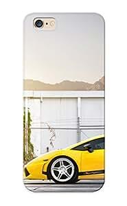 Eatcooment Case Cover Protector Specially Made For Iphone 6 Plus 2013 Lamborghini Gallardo Superleggera