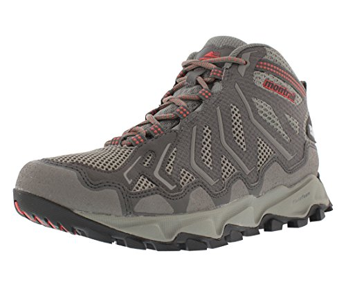 Image of Montrail Women's Trans ALPS MID Outdry-W, Light Grey/Wild Melon, 7 M US