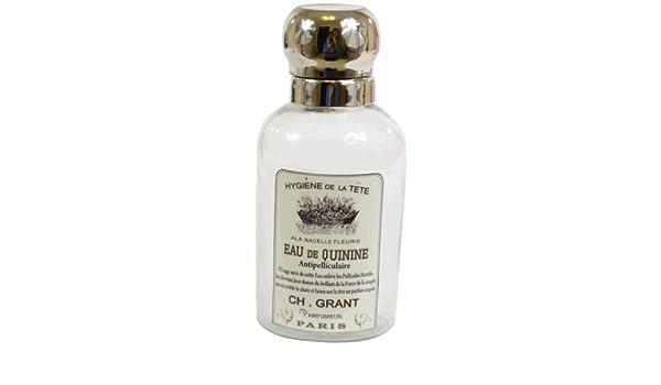 Francés de vidrio transparente botella de Perfume - Eau de corolario: Amazon.es: Hogar