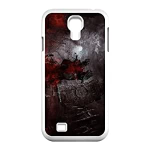 bloodborne 2 Samsung Galaxy S4 9500 Cell Phone Case White PSOC6002625694965