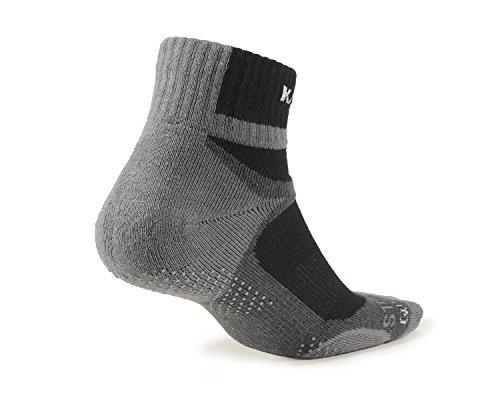 Ankle Chaussettes noir Karakal X4 Gris x8ZqWdHzfw