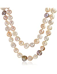 "TARA Freshwater Pearl Rope Strand Necklace, 64"""