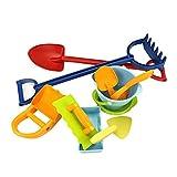 RemeeHi 10pcs Sand Toys Sets for Kids