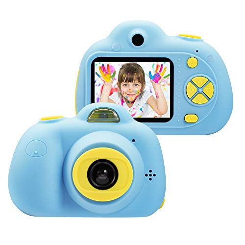 Omzer 8MP Kids Digital Camera