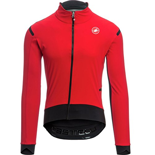 Castelli Alpha ROS Limited Edition Jersey - Men's Red/Black, S Castello Series