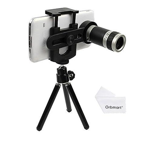 Amazon Com Universal 8x Optical Zoom Telescope Camera Lens With