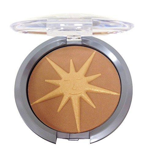 (Physicians Formula Bronzing & Shimmery Face Powder, Summer Eclipse, Sunlight/ Bronzer #7178C)