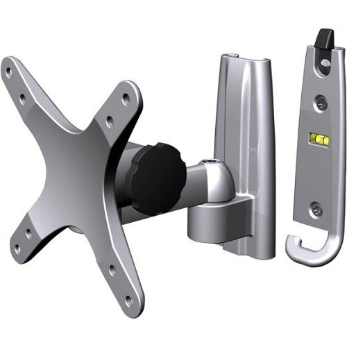Full Motion small flat panel TV wall Mount up to 30