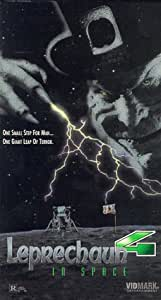 Leprechaun 4 in Space [VHS]