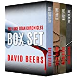 The Luke Titan Chronicles: Books 1-4: The Luke Titan Chronicles Boxset