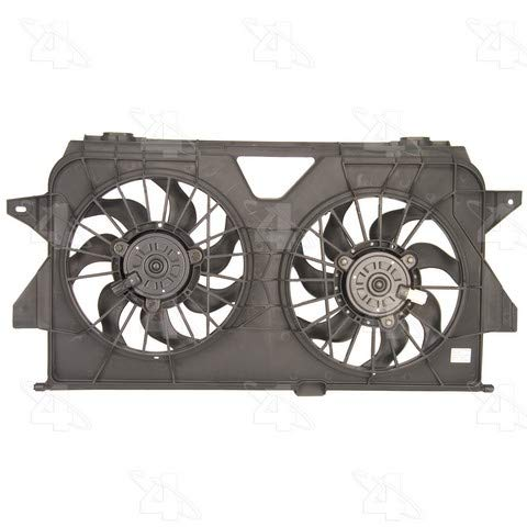 Four Seasons 75622 Radiator Fan Motor Assembly ()