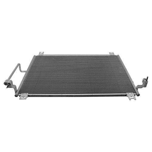 Gmc Envoy A/c Condenser (AC Condenser A/C Air Conditioning for Chevy Trailblazer GMC Envoy Olds Bravada)