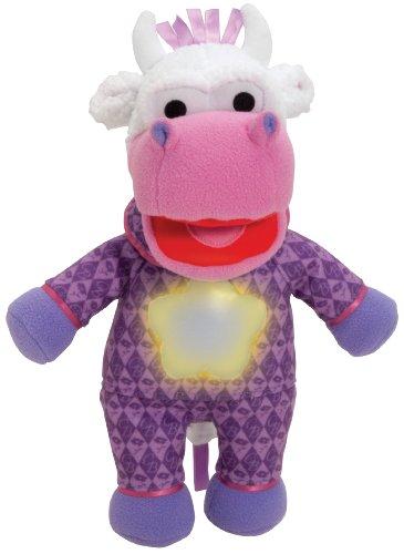 Pajanimals NightTime Cowbella Plush Toy