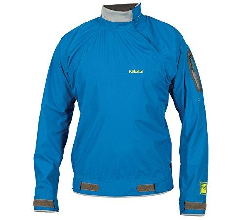 Paddling Jacket Kokatat (Kokatat Men's Hydrus Stance Paddling Jacket-Ocean-L)