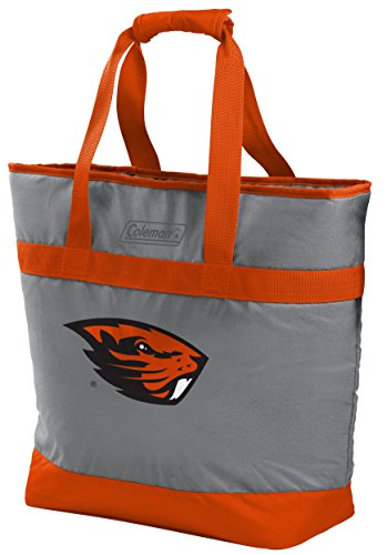 State Oregon Cooler Beavers - Rawlings NCAA Oregon State Beavers Unisex 07883048111NCAA 30 Can Tote Cooler (All Team Options), Black, X-Large