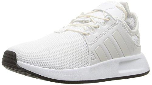adidas Originals Kids' X_PLR C Sneaker, WhiteWhiteVintage White St, 13 M US Little Kid