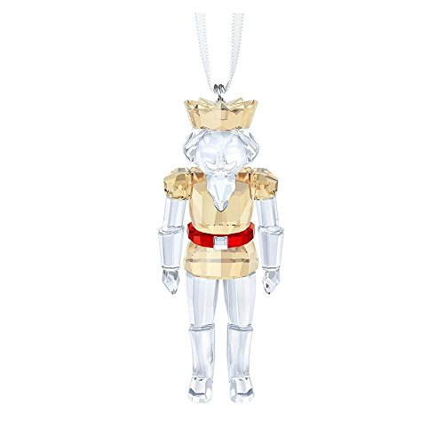 Swarovski Crystal Nutcracker Ornament 5223690