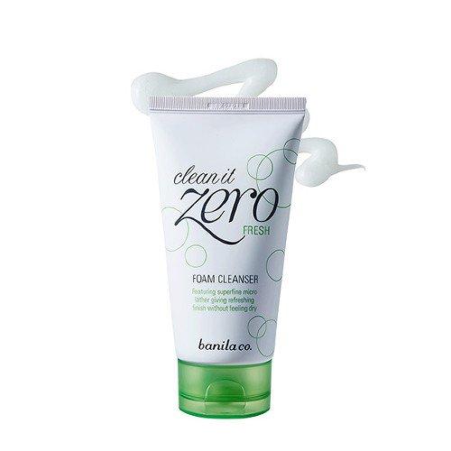 Banila-Co-Clean-It-Zero-Fresh-Foam-Cleanser