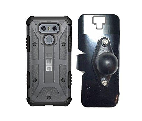 sports shoes 09741 79c58 Amazon.com: SlipGrip RAM Holder For LG G6 Phone Using UAG Plasma ...