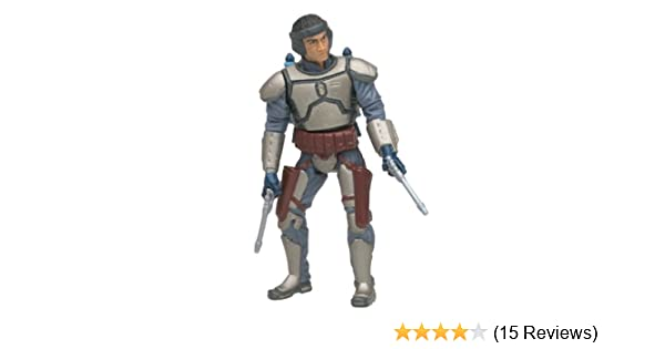 Hasbro Star Wars Episode 2 II Attack of the Clones Jango Fett Slave 1 Pilot