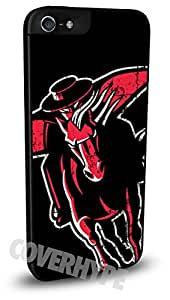 Texas Tech Red Raiders Cell Phone Hard Plastic Case for iphone 5 5s