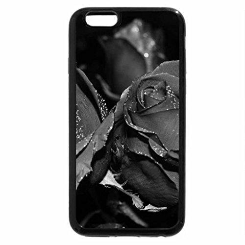 iPhone 6S Case, iPhone 6 Case (Black & White) - Magnificence ...