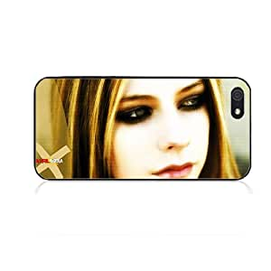 Bondever Avril Lavigne Casing for iphone 5 5s