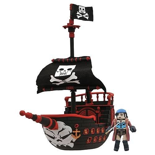 (Minimates Calico Jacks Pirate Raiders The Vendetta with Anne Bonny)