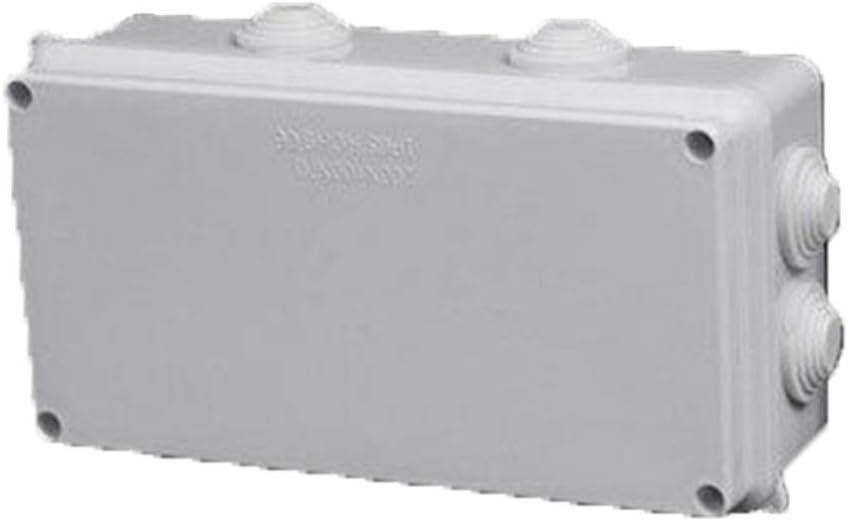 1 pi/èce - 50 x 50 mm Bo/îtier de jonction /électrique SENRISE IP55 /étanche avec orifice douverture