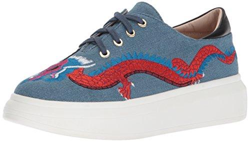 Shellys London Sneaker Denim Harper Women's qaOPrqB8